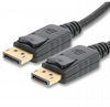 5M DisplayPort Cable - with gold plated contacts
